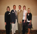 Stacy Lee Littlechild, Emilie Miller with Kansas NAPUS reps