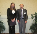 Samantha Talley, Dr. Bill Stamey (council emeritus)