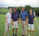 Tracy Robinson, Brent Benkleman, Rollie Clem, Darci Cain